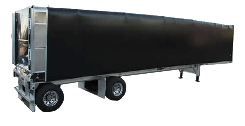 Conestoga Trailers (Great for LTL -partials- and FTL -full truckload-)