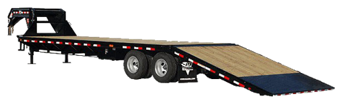 Hot Shot Trailers (Great for LTL -partials- and FTL -full truckload-)