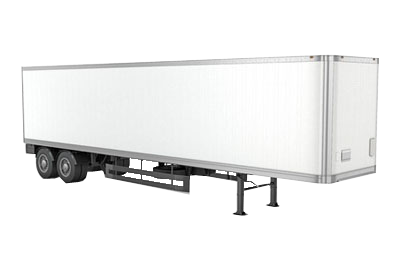 Dry Van and Enclosed Trailers (Great for LTL -partials- and FTL -full truckload-)